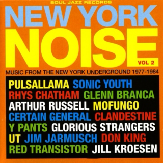 New York Post Punk And No Wave