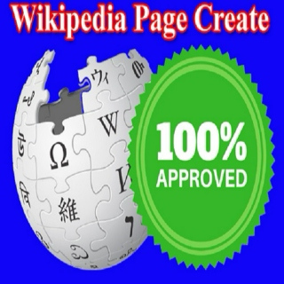 How to create Wikipedia Page