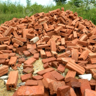 Each Brick That Sits Outside Your Heart