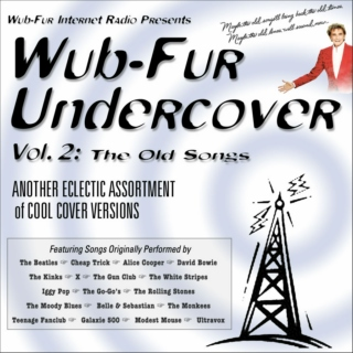 Wub-Fur Undercover, Vol 2: The Old Songs