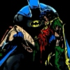 the first death of a caped crusader