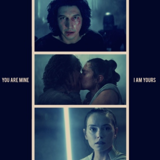 you are mine, i am yours.