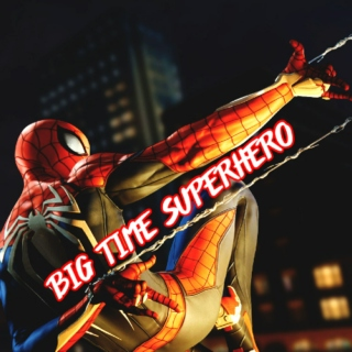 BIG TIME SUPERHERO