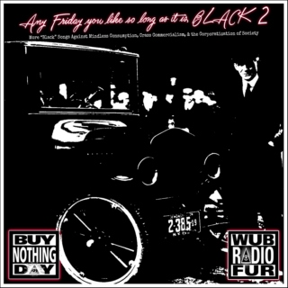 Any Friday you like, so long as it is BLACK 2