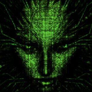 Humanity is on the verge of a new era. I, SHODAN, am its new god.