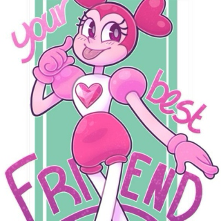Don't Forget You're Best Friend Spinel!