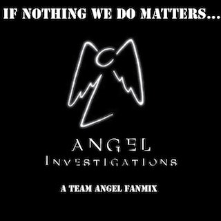 If Nothing We Do Matters...